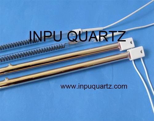 carbon fiber quartz electric heater tubing with CE certification  1