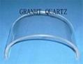 Quartz glass plate 2