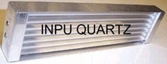 Quartz infrared heater elements (IPH114-FQE)