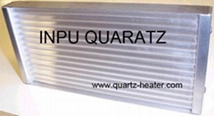 Quartz heater cassetes with CE certification of IPH114-LFQ