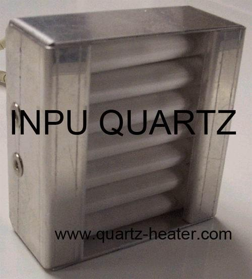Quartz infrared heater emitters with CE certification of IPH114-HSQ 1
