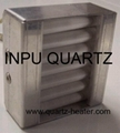 Quartz infrared heater emitters with CE