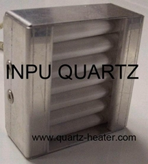 Quartz infrared heater emitters with CE certification of IPH114-HSQ