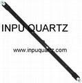 Ruby quartz infrared heater lamps,bulbs