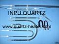 Carbon heater elements and carbon fiber quartz tubing with U sharp  1