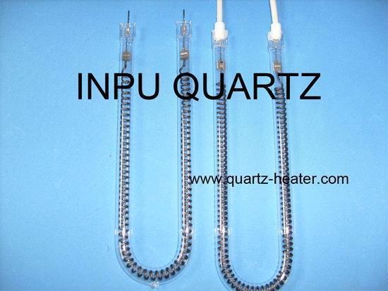 Carbon heater elements and carbon fiber quartz tubing with U sharp  3