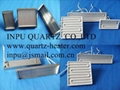 Quartz heater elements with CE
