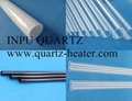 Quartz tube/quartz glass tube/quartz tubing  1
