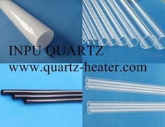 Quartz tube/quartz glass
