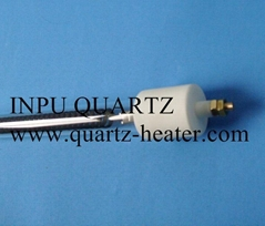 Carbon fiber heater with screw end (CE