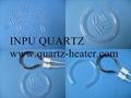 U sharp quartz tube 2