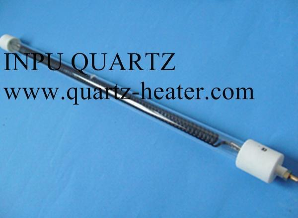 Carbon Round Tube IR Heater  2