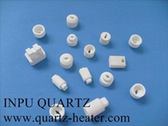 Ceramic part for heating elements