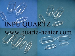 Quartz boat ,further processing quartz tube