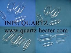 Quartz boat ,further processing quartz tube