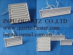 Ceramic infrared heater and Ceramic heater elements