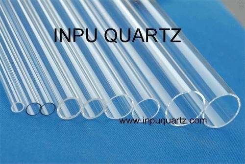 Fused quartz tubing and fused quartz tube  2