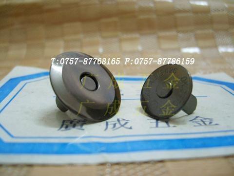 圓形超薄碟式磁鈕 1