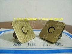 14mm&18mm方形超薄磁扣
