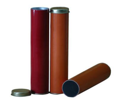 Chocolate Composite Cans
