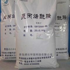 絮凝劑聚丙烯酰胺PAM