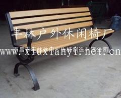 鑄鐵公園椅