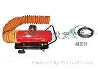 Heater generator