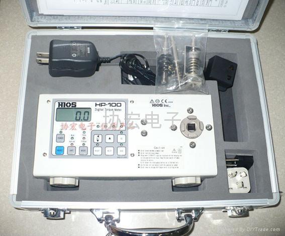 HP-100 HP-10 HDP-50 TORQUE METER - HP-100 HDP-50 - ZKB