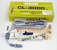 HIOS CL-3000 CL-4000 电批 螺丝刀