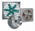 低噪音塑鋼風機