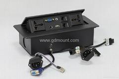 K513J 桌面插座