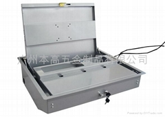 F1  手动液晶屏翻转器/台面显示器翻转器
