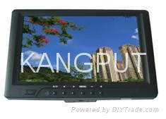 "7""LCD Monitor Touchscreen VGA HDMI DVI input"