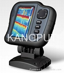 4.3 inch 83/200KHz Dual Frequency LCD Fish Finder