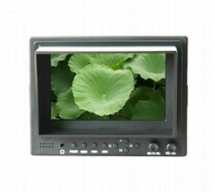5Inch LCD Video Camera Monitor with HDMI YPbPr AV Input
