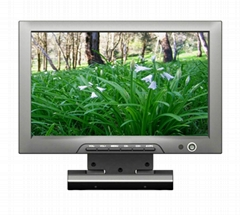 10.1 inch TFT LED Camera Monitor with SDI HDMI YPbPr Input