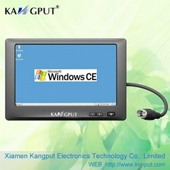 "7"" Embedded All In One PC with WinCE OS"