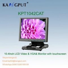 10.4Inch Lcd Monitor  VGA With Touchscreen