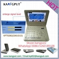"SATELLITE TV RECEIVER 7"" TFT LED Portable HD signal test in stock"