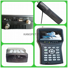KPT-955G+ Top-Selling DVB-S Digital Satellite Finder Signal Meter TV Antenna Sat