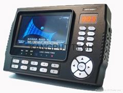 数字显示寻星仪KPT-958H解码DVB-S2 MPEG4