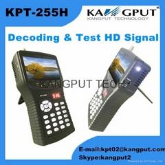 高清信号测试 高清输出 KPT-255H