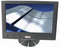 8 inch wide screen touchscreen with VGA Monitor