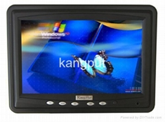 7inch TFT LCD & VGA Monitor (With touchscreen)