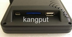 "7"" Standalone Wide Screen Notebook PC (WinCE 5.0"