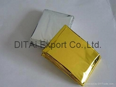 Portable Gold Color Emer