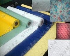 超聲波壓紋PEVA塑料薄膜膠布