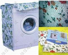 洗衣機罩超聲波壓花夾棉壓棉