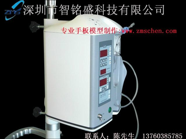 CNC塑胶模型 3