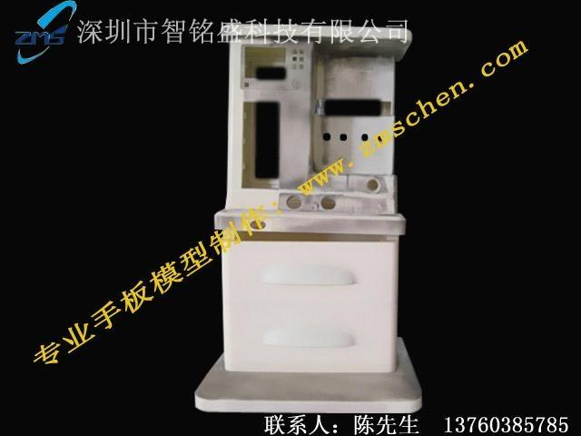 CNC塑胶模型 4